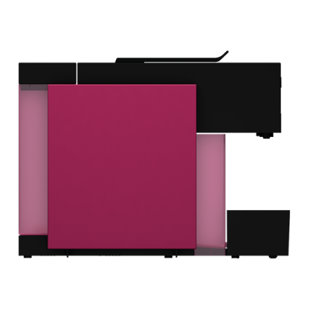 Square Lipstick Pink Side