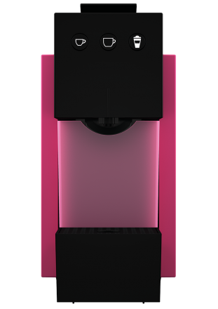 Square Lipstick Pink Front